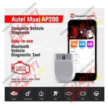 $1,928 Contado Maxi AP200 AUTEL